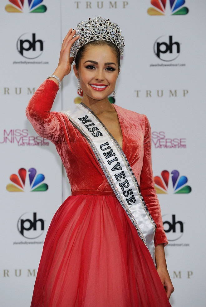 Miss USA 2012, Crowned Miss Universe 2012