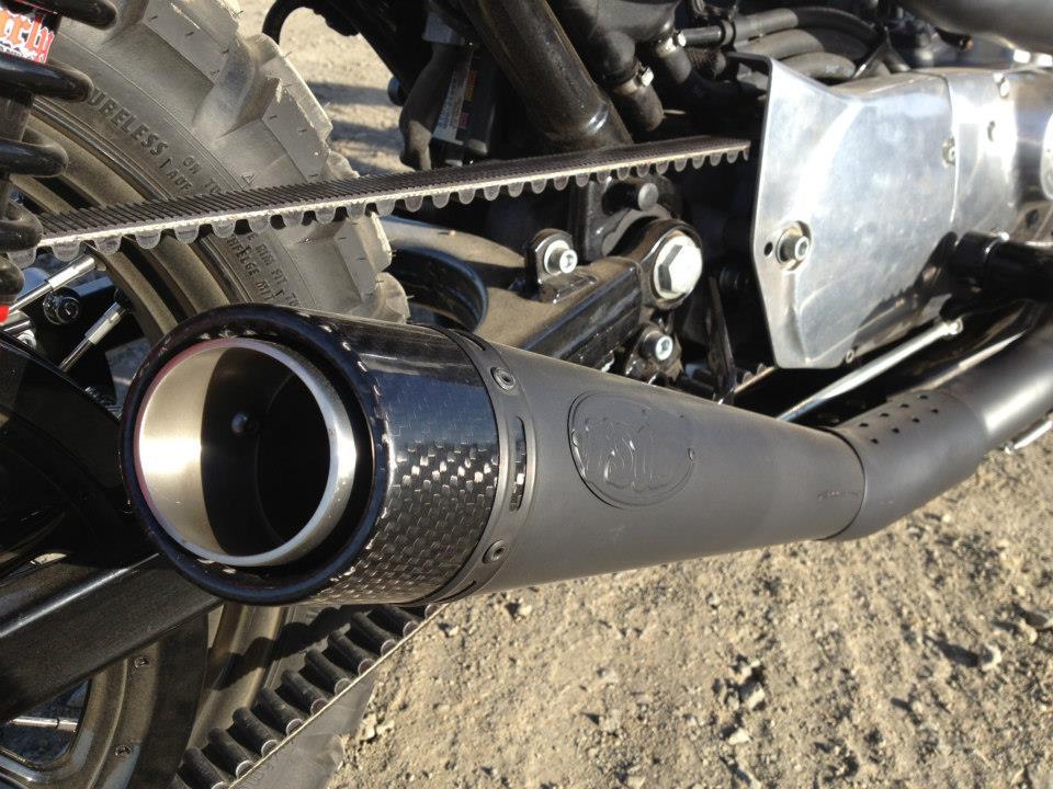 Racing Cafè: Harley Sportster 1200
