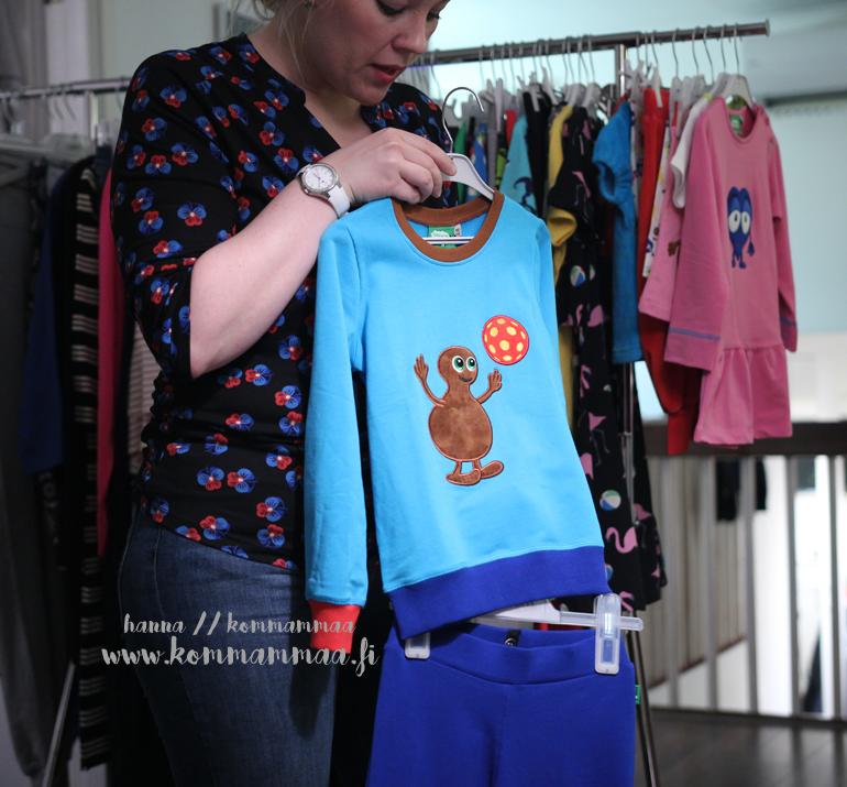 me&i ss18 pansies blouse babblarna babba sweatshirt