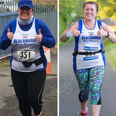 My Four Year Running Anniversary - photos from East Lancs Hospice 10k and Wesham Summer 10k - both in 2018