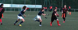 FLAG FOOTBALL - Tercera jornada de la I Liga Gallega de Fútbol Flag Femenino