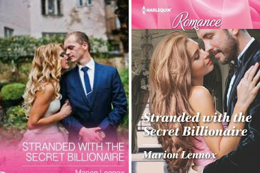 Book Review: Stranded with the Secret Billionaire | Marion Lennox