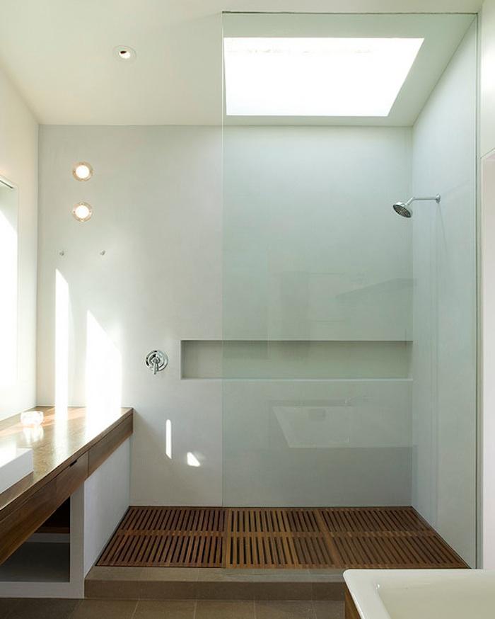 60 Desain Kamar Mandi Shower Minimalis Tanpa Bathtub Desainrumahnya Com