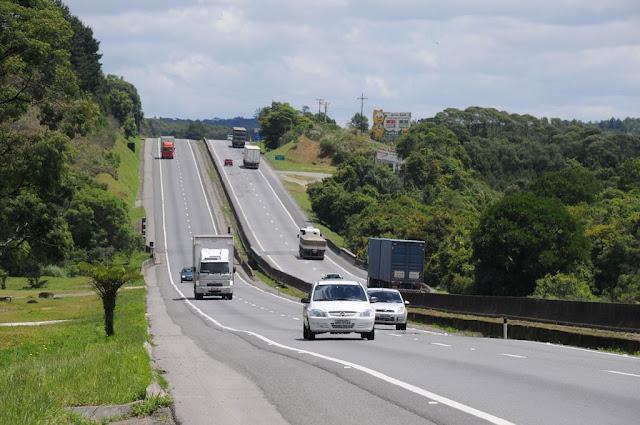 Autopista Régis Bittencourt divulga o balanço da Operação Páscoa