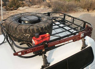 roof rack petualang