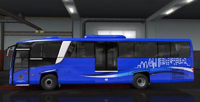 Bus Transjakarta ETS2
