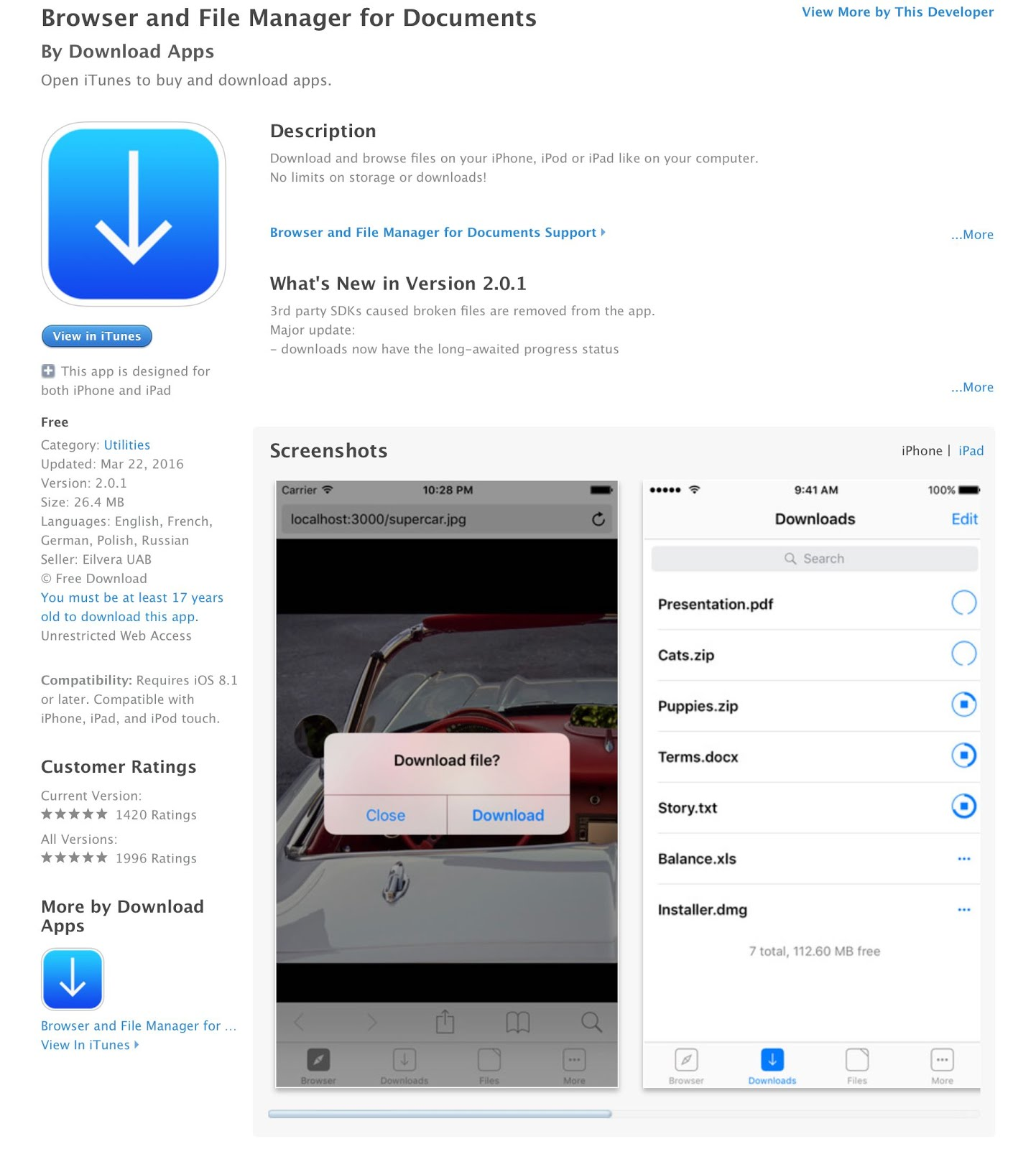 IPHONE BROWSER DOWNLOAD FREE