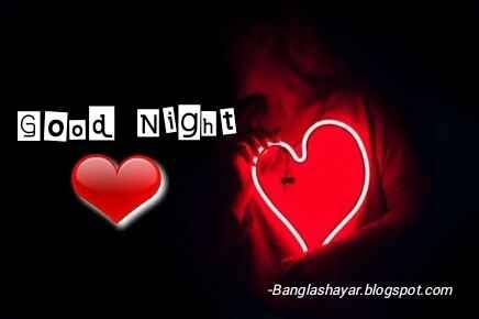 Good Night Bangla Image Free Download ~ Bangla Shayar - Bengali love