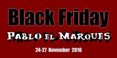 Black Friday - Pablo El Marques
