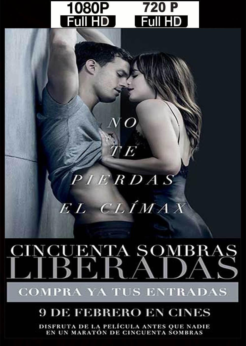 Cincuenta Sombras Liberadas 2018 Hd 1080p 720p Latino