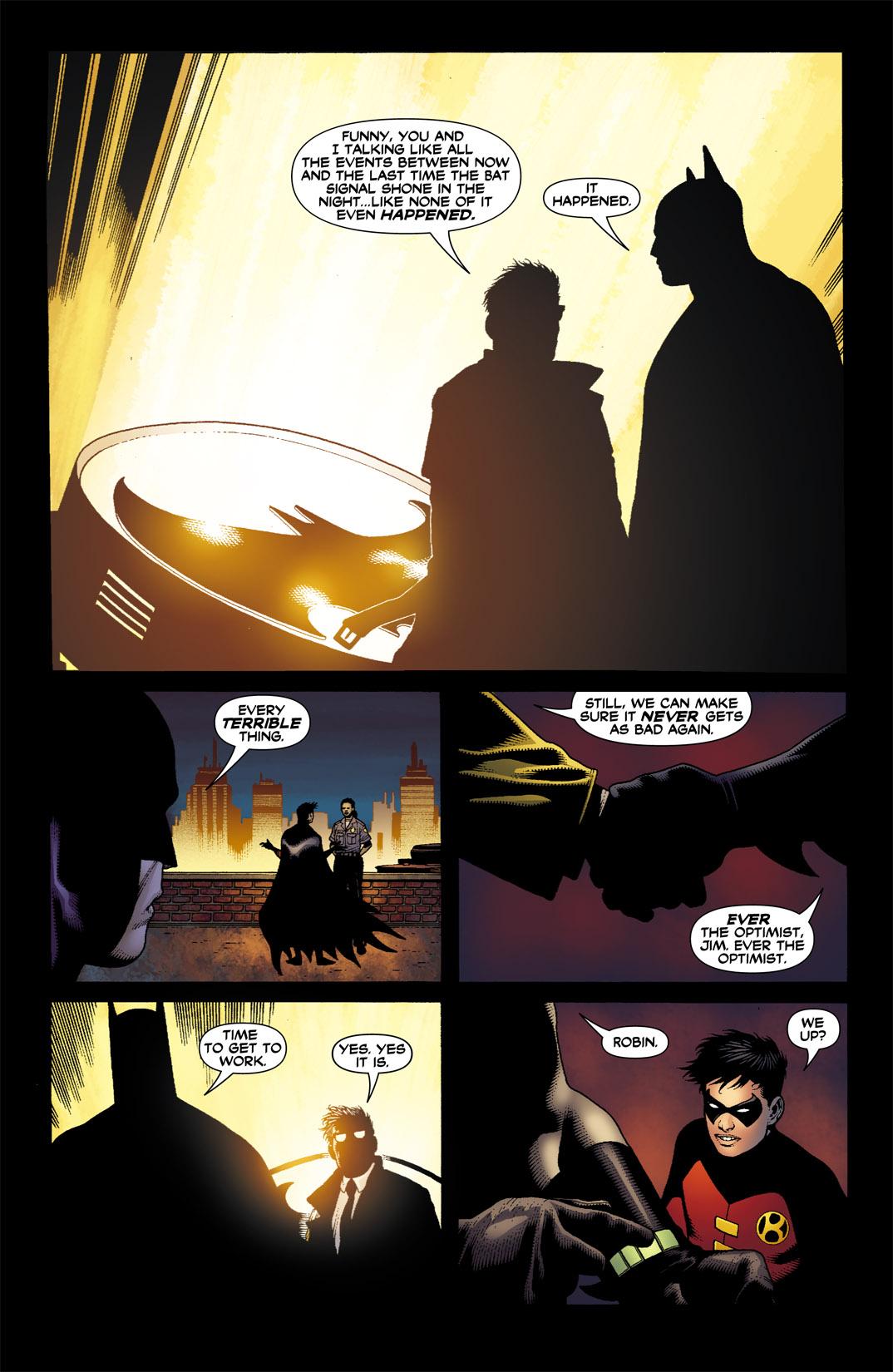 Detective Comics (1937) 817 Page 20