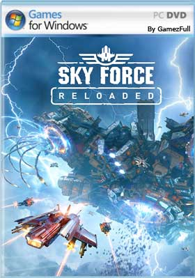 Sky Force Reloaded PC [Full] Español [MEGA]