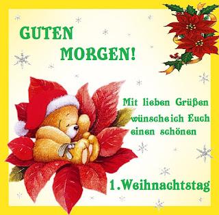 1 Weihnachtstag