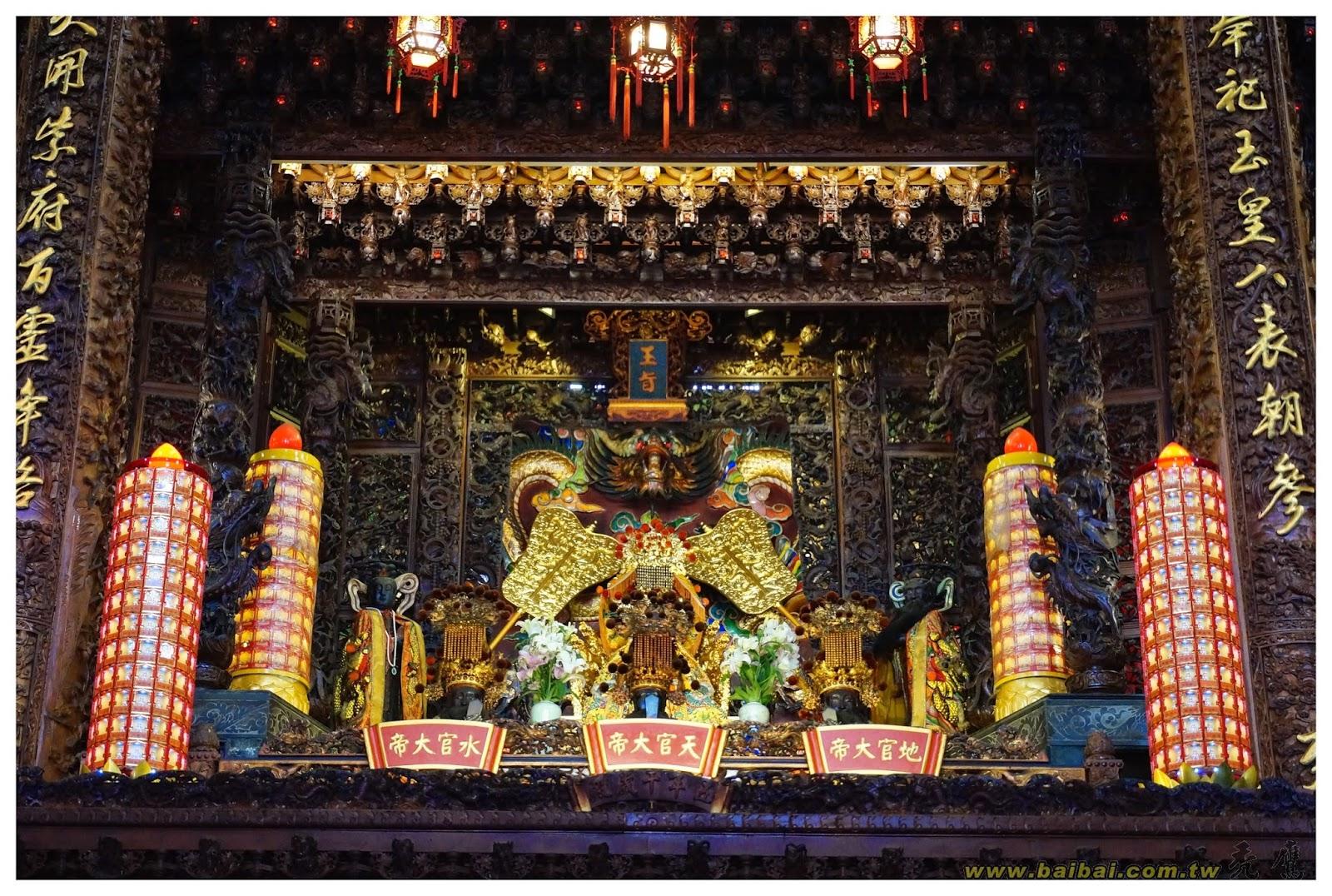 廟宇之旅-行!來去拜拜: 松山奉天宮