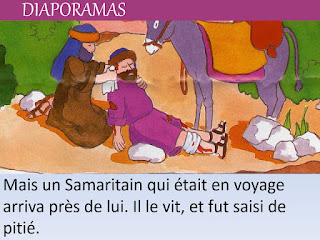 diaporamas bon samaritain