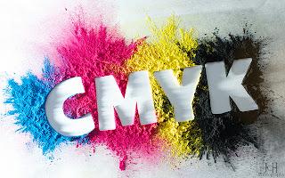 ما هو CMYK