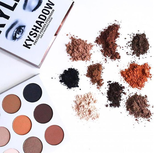 Kylie Jenner Is Expanding Her Makeup Line With the KyShadow Kit