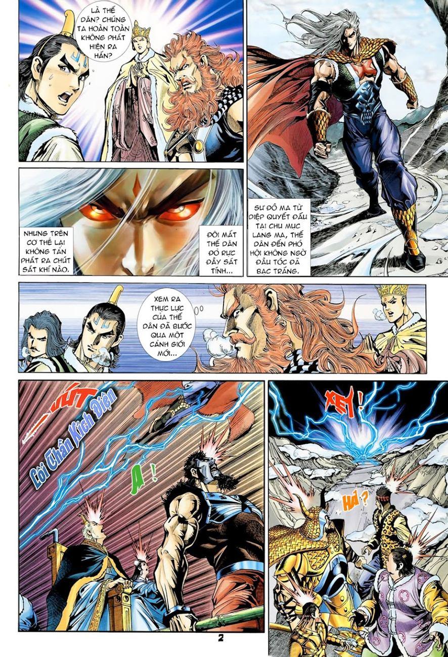 Đại Đường Uy Long chapter 99 trang 2