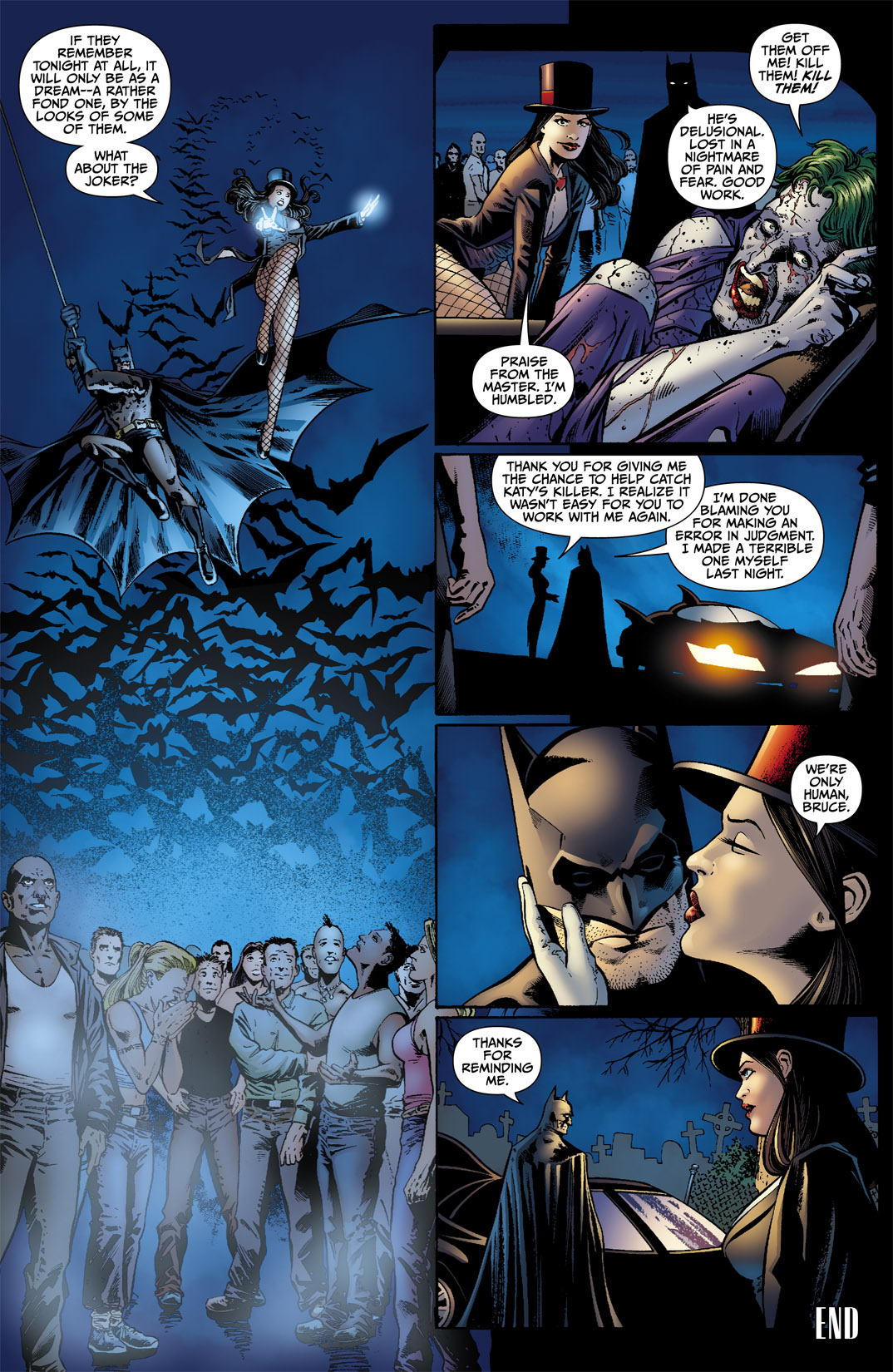 Detective Comics (1937) 834 Page 22