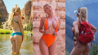 modelo de Playboy que recorre Estados Unidos gracias al turismo aventura