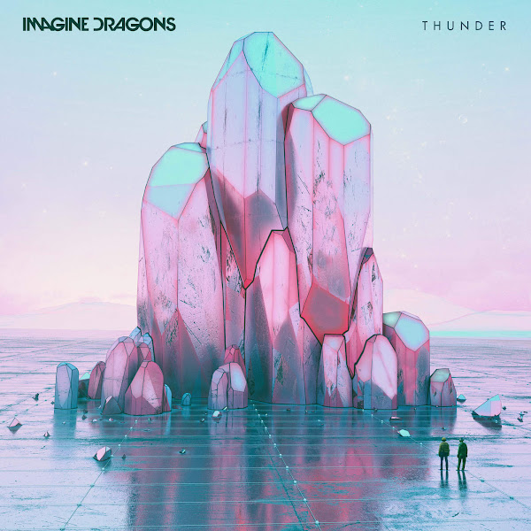 Imagine Dragons - Thunder - Single Cover