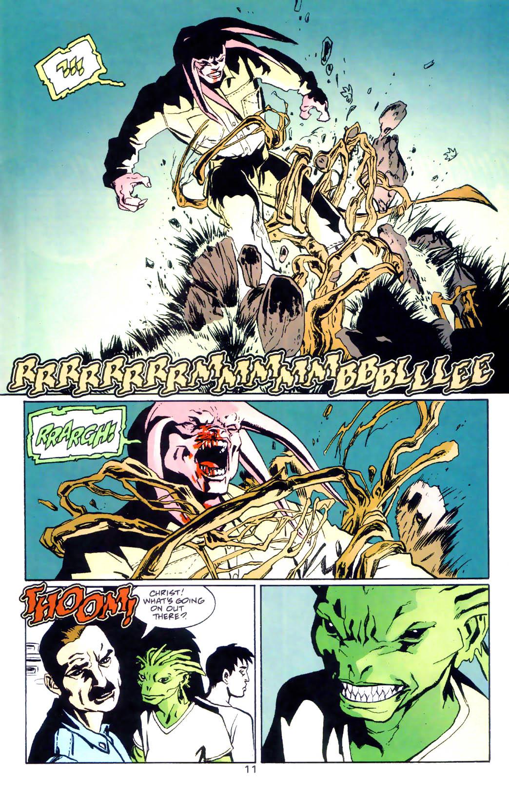 Read online Midnight, Mass comic -  Issue #3 - 12