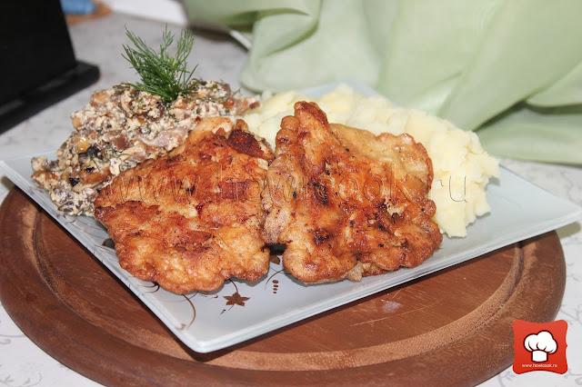 Рецепт котлет из курицы