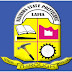 Nasarawa State Poly, Lafia 2017/18 Part-Time Admission Form Out- [ND, Diploma & Pre-HND]