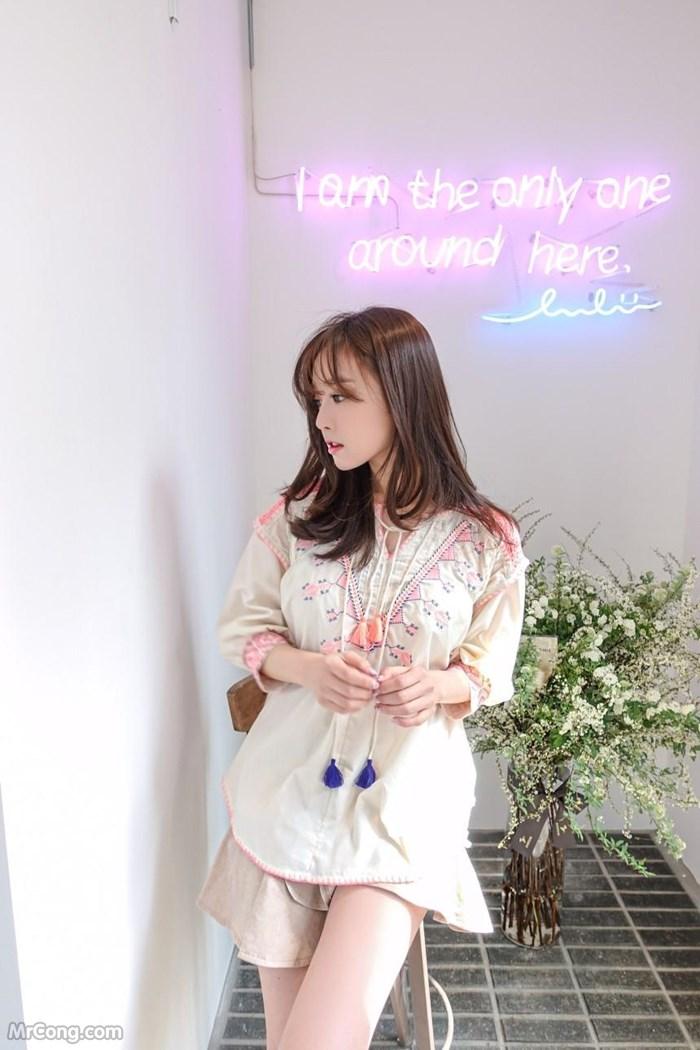 Người đẹp Kim Shin Yeong trong bộ ảnh thời trang tháng 4/2017 (69 ảnh)