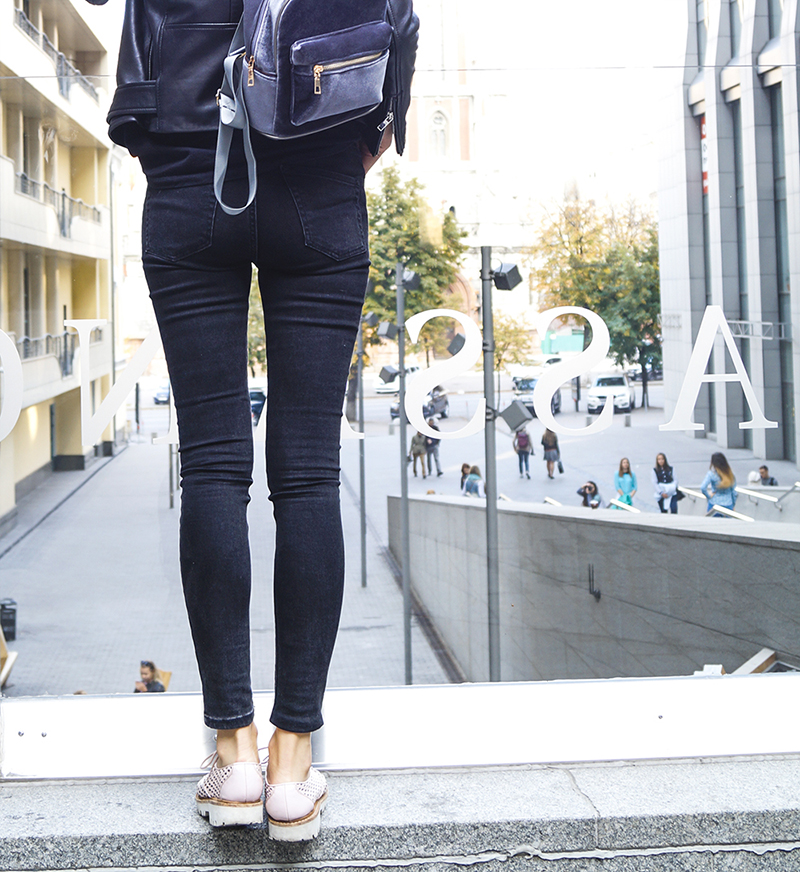 Street style 2017, Zara outfit