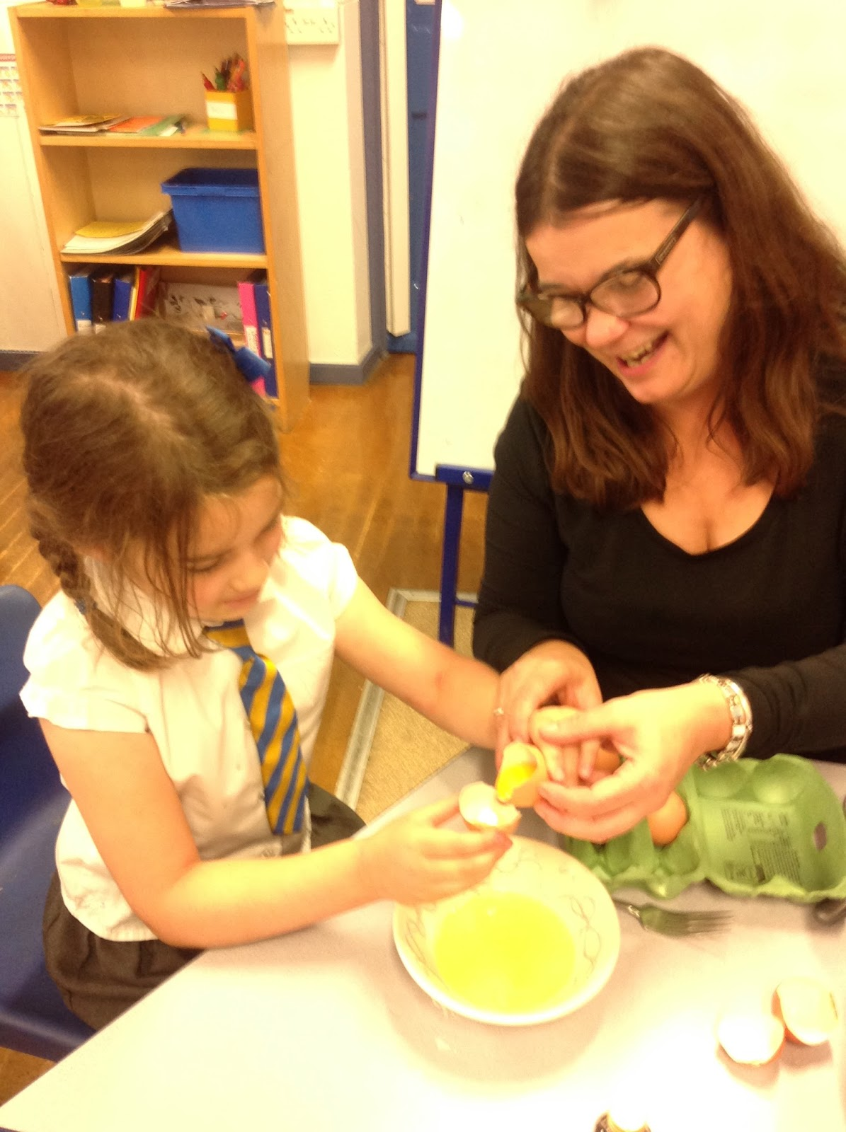 Cake Making Classes Leeds : Harewood CE Primary School Web Log: Harvest Baking ~ Class 2
