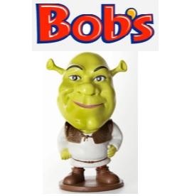 Promoção Bob's Toy Art Turma do Skrek