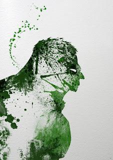 arte+salpicadura+hulk