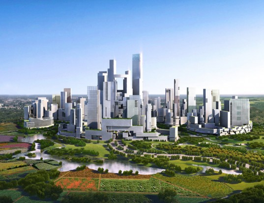 ville hybride chengdu tianfu la ville sans voiture. Black Bedroom Furniture Sets. Home Design Ideas