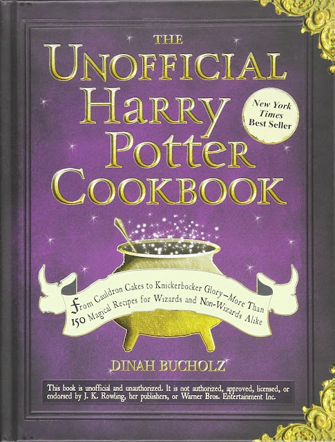A Harry Potter Cook Book that contains 150 recipes.