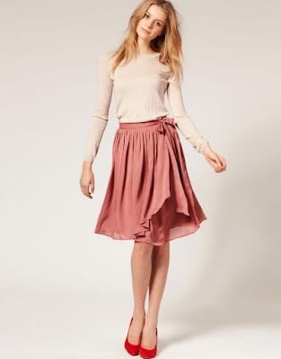 Что купить в весенний гардероб как ни модные юбки, девушкам на заметку
