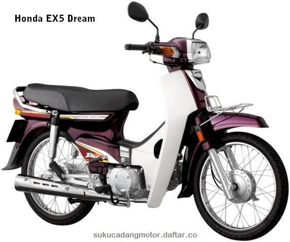 Honda EX5 Dream (Astrea Prima Baru)