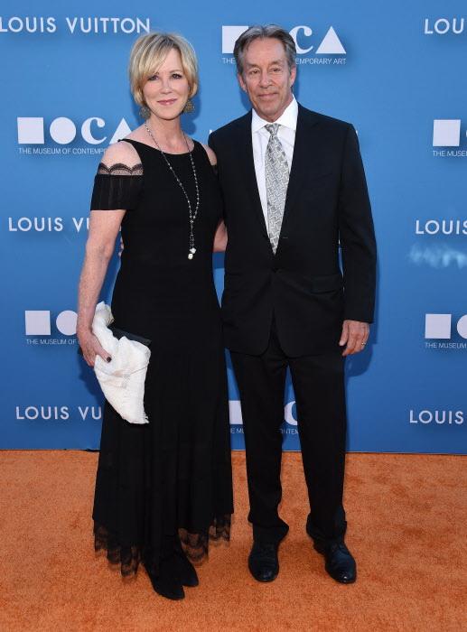Joanna Kerns con el productor Marc Appleton (Mayo 2015)