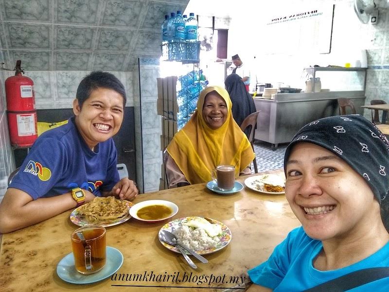 Kampung Bangau Parit Part 1