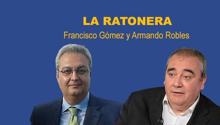 """LA RATONERA: """"¿En qué cree la derechona política y social española que no sea el dinero?"""""""