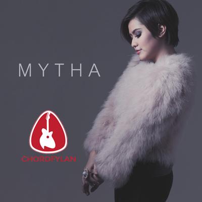 Lirik dan Chord Kunci Gitar Denganmu Cinta - Mytha