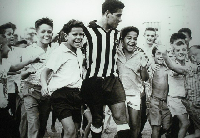 Garrincha, a alegria do povo