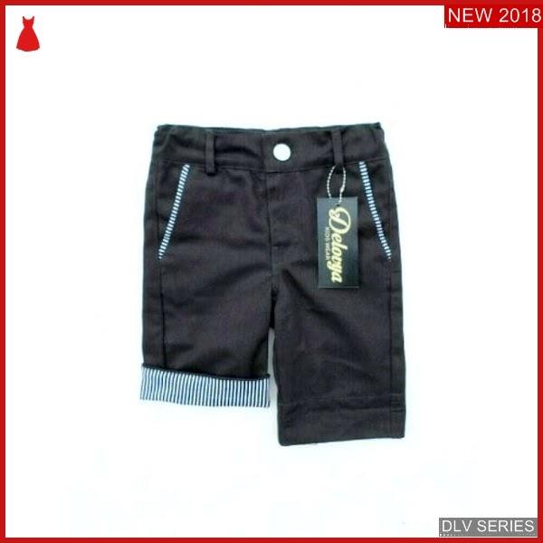 DLV38S19 Short Chino Anak Dark Celana Pendek Balita Murah BMG