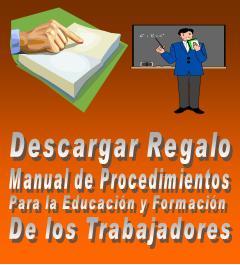 Descargar Manual de Procedimientos Gratis para el Proceso de Educación