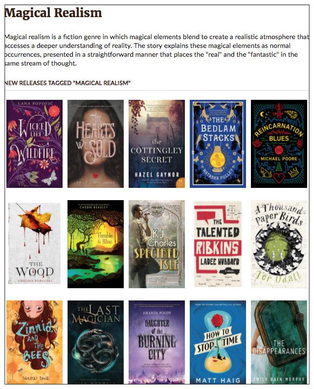 the equalizer post for true fans of magical realism books here s