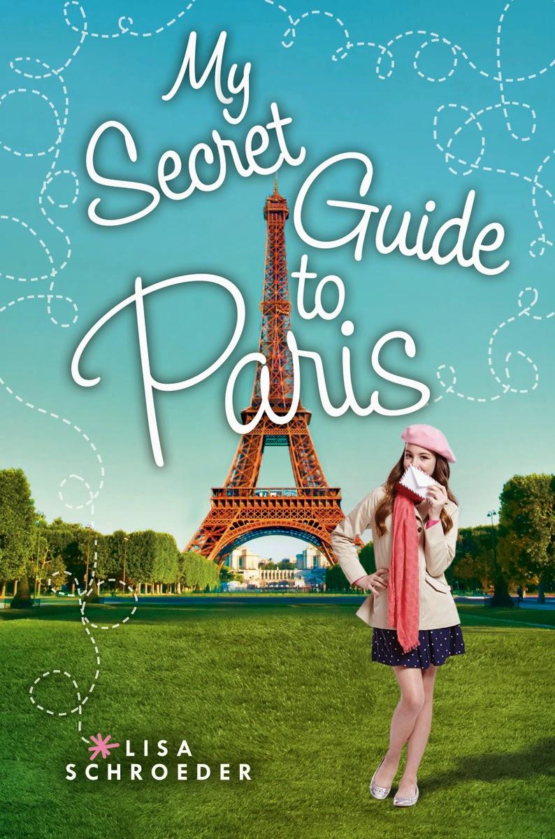 Lisa schroeder author books for kids for Secret paris