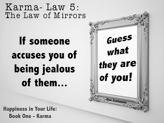 Karma - Law of Mirrors