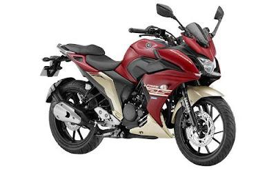 Harga Yamaha Fazer 250