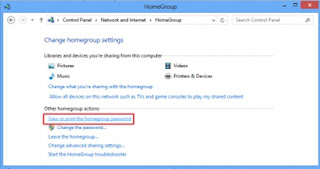 Cara Sharing File dan Folder di Windows 8