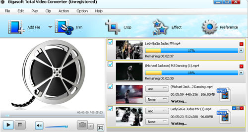 Software Free Download Bigasoft Total Video Converter 3 71 Full With Serial Key